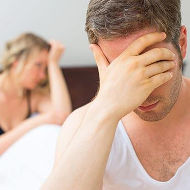 Male erection problems: How to improve male orgasm