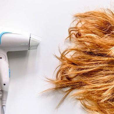 Natural solutions to save you from dry damaged hair