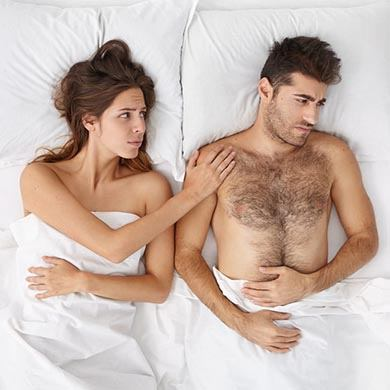 Erection Problems - How to recognise them and solutions