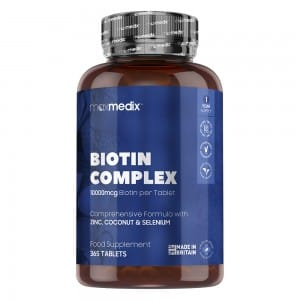 Biotin Complex | Natural Wellbeing Supplement