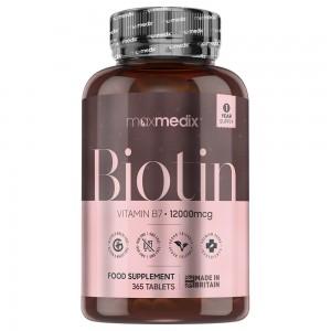 Maxmedix Biotin Tablets