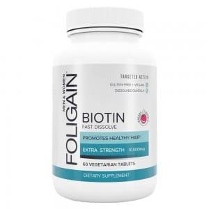 Foligain Biotin Tablet