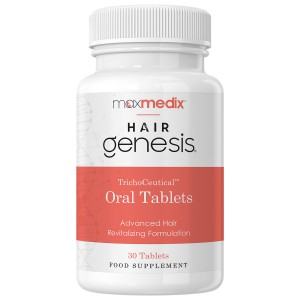 maxmedix HairGenesis Trichoceutical Oral 30 Tablets