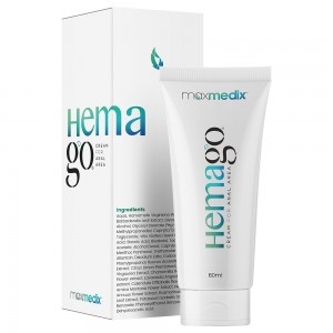 maxmedix HemaGo Cream 60ml Cream