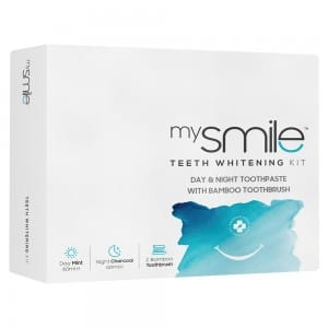 mysmile Day and Night Paste with Brush