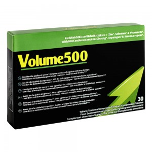 Volume500 | To Enhance & Invigorate Masculine Output | ShytoBuy UK
