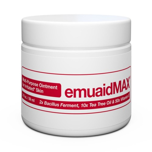 Product Label Image for Emuaid & EmuaidMAX Ointments