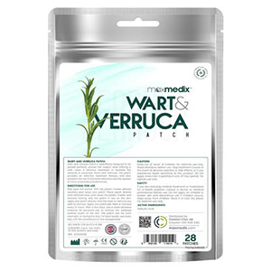 Wart and Verruca patch