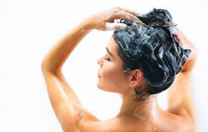 washing-hair-beautiful-naked-young-woman